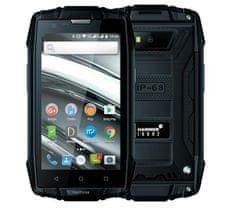 myPhone Hammer Iron 2, 1GB/8GB, černý