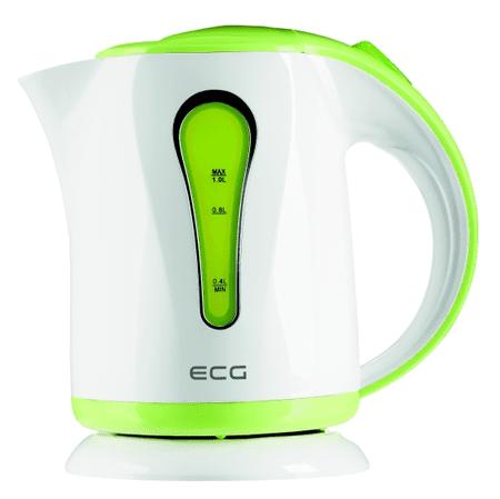 ECG RK 1022 Vízforraló, Zöld