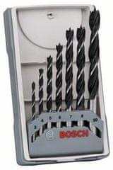 Bosch 7-dijelni komplet svrdala za drvo (2607017034)