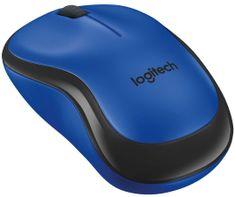 Logitech M220 Silent, kék (910-004879)