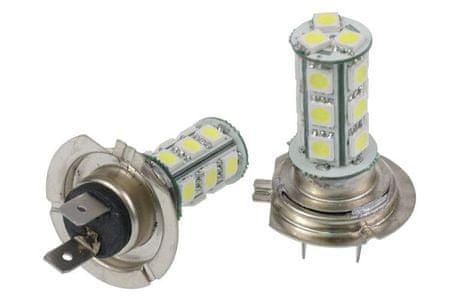 M-LINE LED 12V H7 18xSMD CANBUS bijela