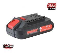 Hecht 001277B Akkumulátor, 20V, Li/1,5Ah