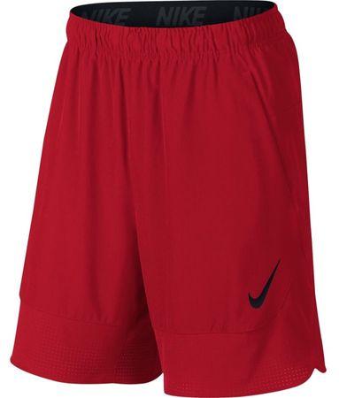 "Nike Flex Men's 8"" Training Shorts University Red/Black XXL"
