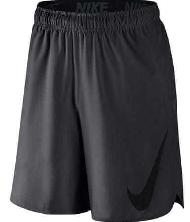 Nike kratke hlače Hyperspeed Woven 8in, temno sive, velikost S
