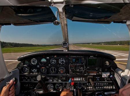 Poukaz Allegria - staňte se pilotem - pouze pro Vás Plzeň