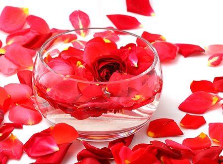 Poukaz Allegria - ceremonie s růžovými kvítky
