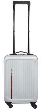 Leonardo kabinski kovček Trolley Premium, bel