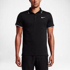 Nike polo majica Court Polo, črna