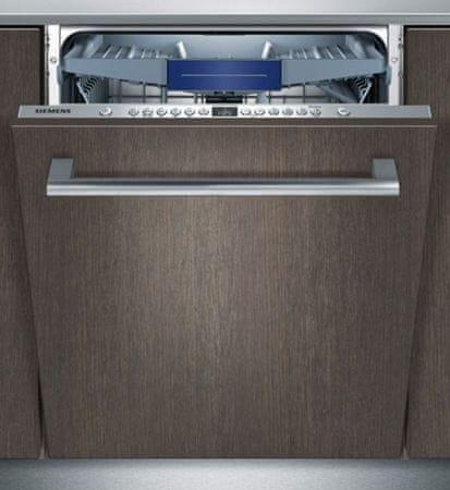 SIEMENS SN636X03ME Beépíthető mosogatógép