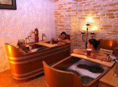 Allegria pivní koupel Bernard pro dva Praha 1