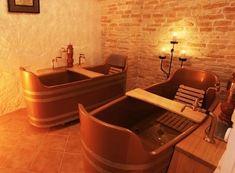 Allegria pivní koupel s masáží pro dva Praha 1