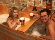 Allegria pivní koupel Bernard pro dva Praha 2