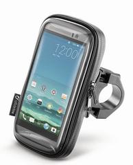 """Interphone Vodoodolné puzdro SMART pre telefóny do veľkosti 5,2"""" SMSMART52, čierne"""