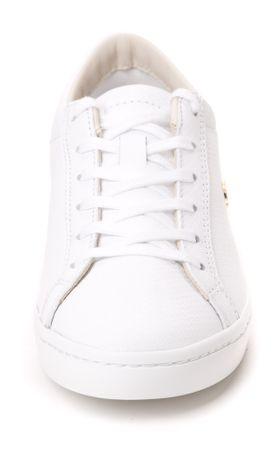 175a69031 Lacoste dámske tenisky Straightset 41 biela - Parametre | MALL.SK