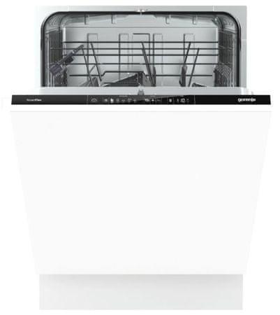 Gorenje GV63160 Beépíthető mosogatógép