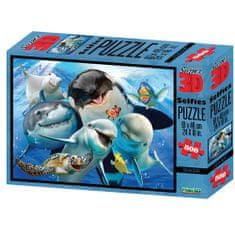 Lamps 3D puzzle Ocean 500 KOM