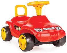 Pilsan JET CAR jeździk czerwony