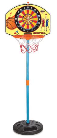 Pilsan Kosárlabda gyűrű állványon