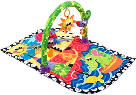 Playgro Szórakoztató szőnyeg állatokkal