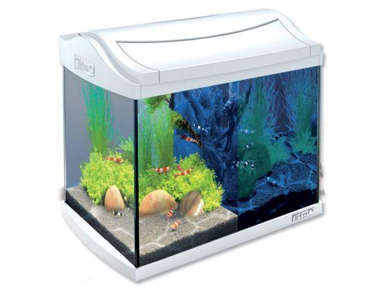 Tetra Akvárium set AquaArt LED biely 20l