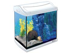 Tetra Akvárium set AquaArt LED biely 30l