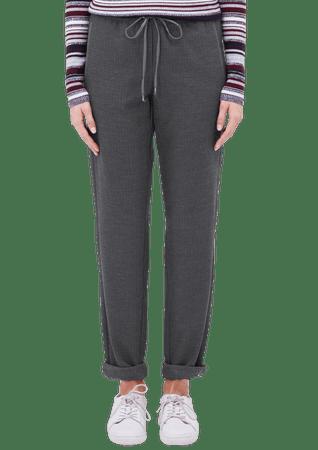 s.Oliver dámské kalhoty 42/32 sivá