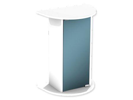 Tetra AquaArt Explorer stolek akvarijní 30/60l černý - zánovní