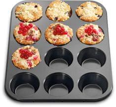 Sada 12 foriem na muffini