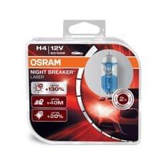 Osram par žarulja 12V-H4-60/55W Night Breaker Laser +130%