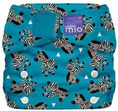 """Bambinomio Miosolo látková plienka """"Zebra Crossing"""""""