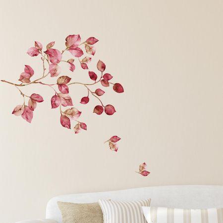 Crearreda dekorativna naljepnica Ljubičasta grana