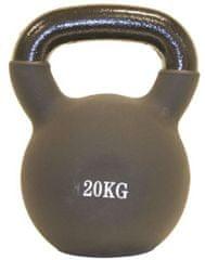 Fitmotiv uteg kettlebell neopren 20 kg