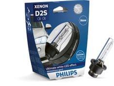 Philips žarnica Xenon D2S White Vision gen2