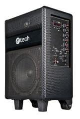 C-Tech głośnik przenośny Impressio Party