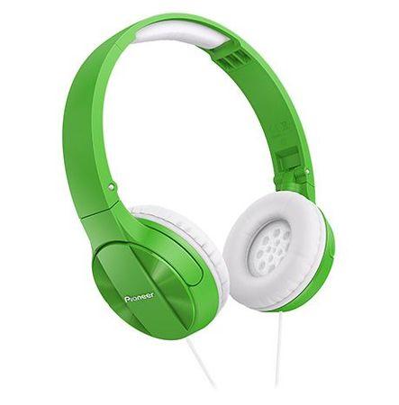 Pioneer slušalke SE-MJ503-G zelena