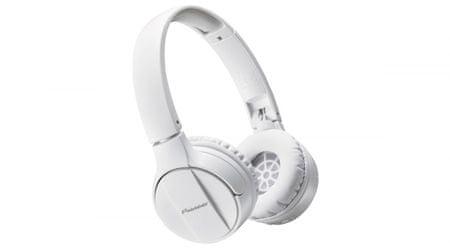 Pioneer slušalke SE-MJ553BT, bele