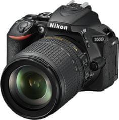 Nikon digitalni fotoaparat D5600 + 18-105 AF-S VR