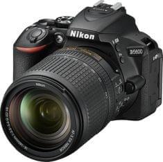 Nikon digitalni fotoaparat D5600 + 18-140 AF-S VR