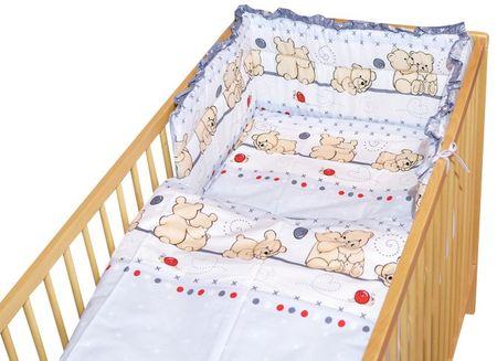 COSING Gyermek ágynemű, Medvés, 3 db-os