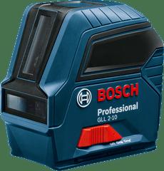 BOSCH Professional linijski laser GLL 2-10 (0601063L00)