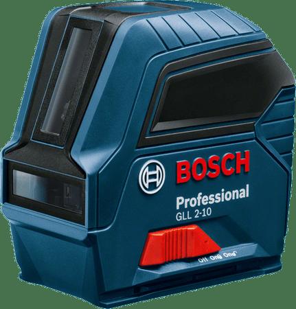BOSCH Professional GLL 2-10 Távolságmérő, szintező