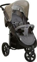 Hauck Viper SLX 2020 otroški voziček, smoke/grey