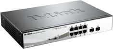 D-LINK D-LINK gigabitni switch DGS-1210-08P