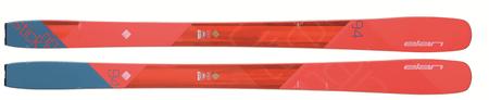Elan smuči za alpsko smučanje Ripstick 94 W AD1BRE16, 170 cm, rdeče/modre