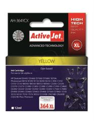ActiveJet kompatibilna tinta CB325EE, žuta
