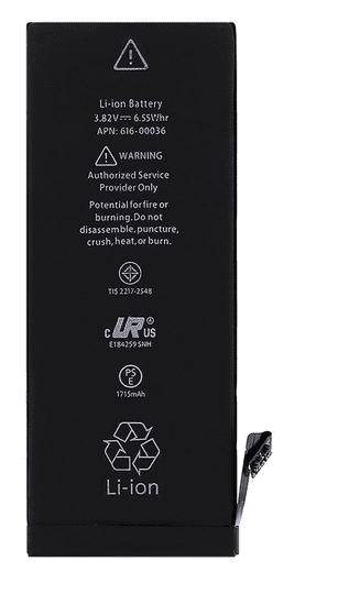 Apple iPhone 6S Baterie 1715mAh Li-Ion r.v. 2015/2016 OEM (Bulk)