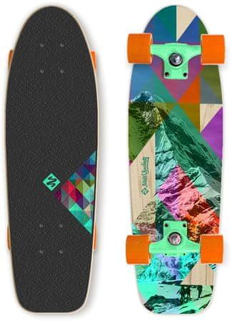 "Street Surfing Skateboard Cruiser 28"" Rocky Mountain"