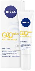 Nivea Q10 Plus krema za oči protiv bora, 15 ml