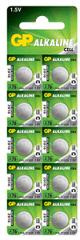 GP baterija LR44/A76, 1.5V blister 10/kom