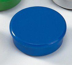 Dahle magnet Y 24 mm, 6 komada, plavi
